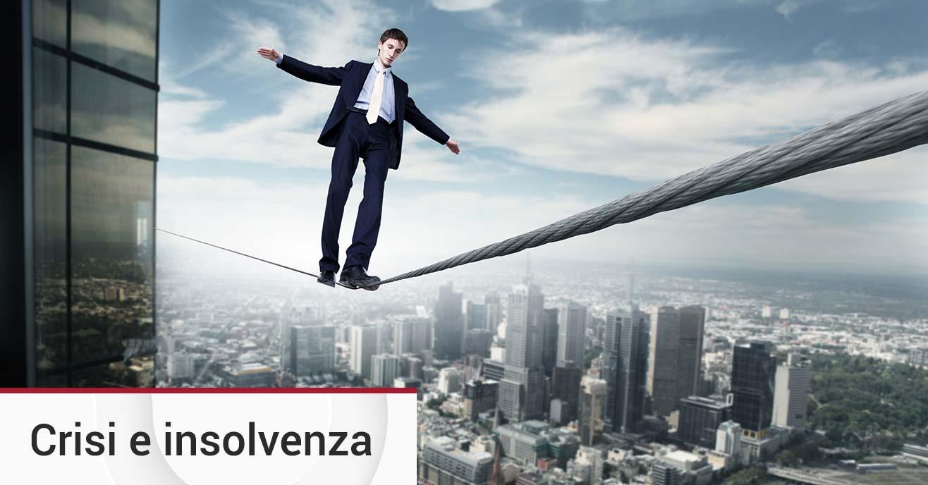 Crisi d'impresa codice di insolvenza